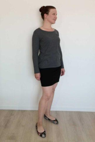 Naisten pitkähihainen paita